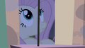 Fluttershy hears Starlight upstairs S5E02.png