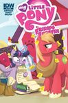Friends Forever issue 17 cover A