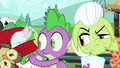 Granny Smith gives Spike the evil eye S03E11.png
