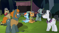 "Henchpony ""we can't let Daring Do rescue these two!"" S6E13"