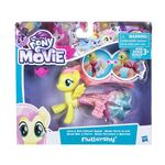 MLP The Movie Land & Sea Fashion Styles Fluttershy packaging