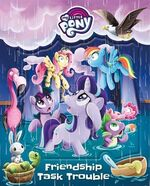 My Little Pony Friendship Task Trouble cover