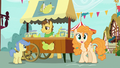 Pear Butter notices Bright Mac across the street S7E13.png