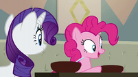 "Pinkie ""I thought the food before was the best"" S6E12"