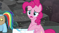 "Pinkie ""we packed green cupcakes"" S8E25"