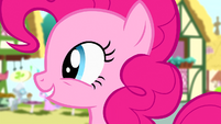 "Pinkie Pie ""Thanks!"" S4E12"
