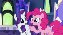 "Pinkie Pie ""you should make a list"" S9E13"