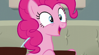 Pinkie Pie --that's true times three!-- S6E12