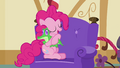 Pinkie Pie hugging Gummy S03E11.png