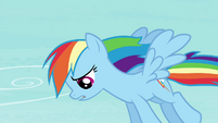 "Rainbow Dash ""too dumb to learn anything"" S4E21"