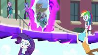 Rainbow Dash --Hang on!-- EG3