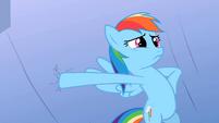 Rainbow Dash somepony here S2E8