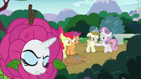 Rarity -anger is no excuse for poor manners- S7E6