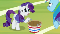 Rarity -that sounds dangerous- S8E17