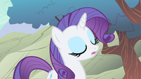 Rarity a lady waiting S1E19