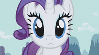 Rarity shocked S01E06