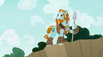 Rockhoof ready for battle S9E24