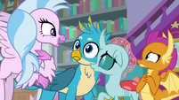 "Silverstream ""everything's gonna be fine!"" S8E26"