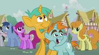Snips -Oh! She's Rainbow Wobble, now!- S3E5
