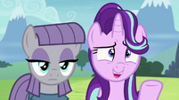 "Starlight ""I don't want to talk about feelings"" S7E4"