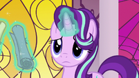 Starlight Glimmer feeling sorry for Princess Luna S7E10