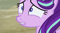 Starlight Glimmer looking scared S6E25