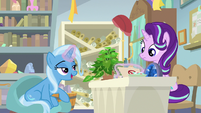 """Trixie """"you'd want to check in on me"""" S9E20"""