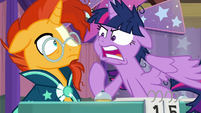 "Twilight ""I am the reigning Trot champ!"" S9E16"