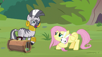 "Zecora ""should you change your mind"" S9E18"