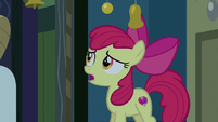 Apple Bloom --I thought you were gonna help me-- S6E15