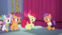 Apple Bloom --too caught up in myself to listen-- S6E4