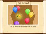 Balloon Pop minigame MLP Game