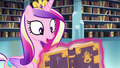 Cadance reads the Spell of Relic Reconstitution S6E2.png