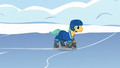 Earth pony stallion skating on the ice S5E5.png