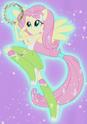 Fluttershy anthro ID EG2
