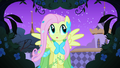 Fluttershy exploring the gardens S1E26.png