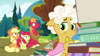 Goldie Delicious -in a couple of days- S7E13