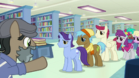 "Martingale ""take a free copy of my book"" S9E21"