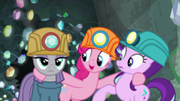"""Pinkie """"thought you went your separate ways"""" S7E4"""