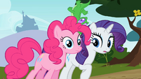 Pinkie Pie and Rarity S02E07