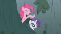 Pinkie tells Fluttershy to -flap those wings!- S1E07