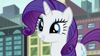 "Rarity ""of course"" S6E3"