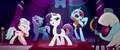 Rarity and stylists posing for a photo MLPTM.png