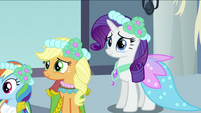 Rarity with tears S2E26