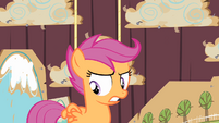 Scootaloo 'Come on, Scootaloo!' S4E05