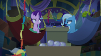 "Trixie ""we could try switching hammocks"" S8E19"