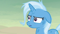 Trixie looking completely clueless S8E19