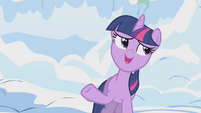 Twilight -have a lot of work ahead of you- S1E11