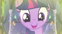 "Twilight Sparkle ""it's just Auntie Twily!"" S7E3"