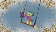 ZKKM 01 Trapeze Star i królik na trapezie